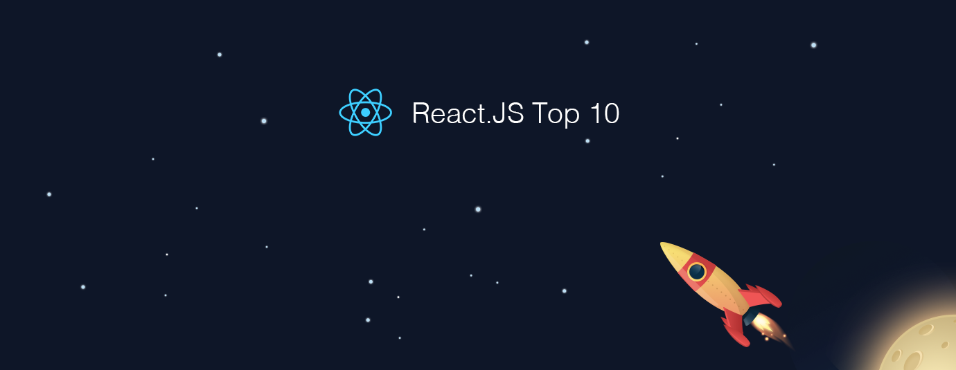 React.JS Top 10 Articles in March 2017