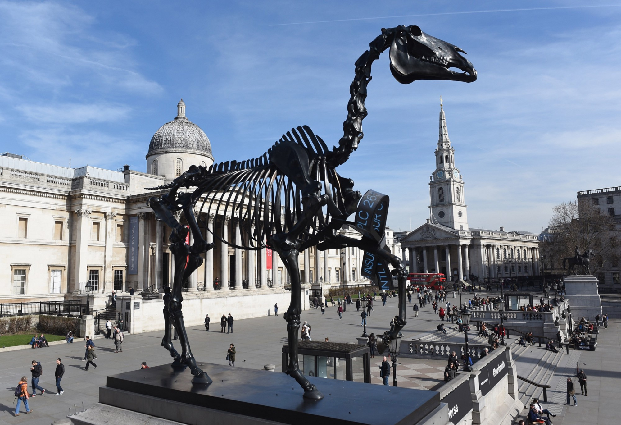 Gift Horse: Public art and the power of money – the reported.ly ...