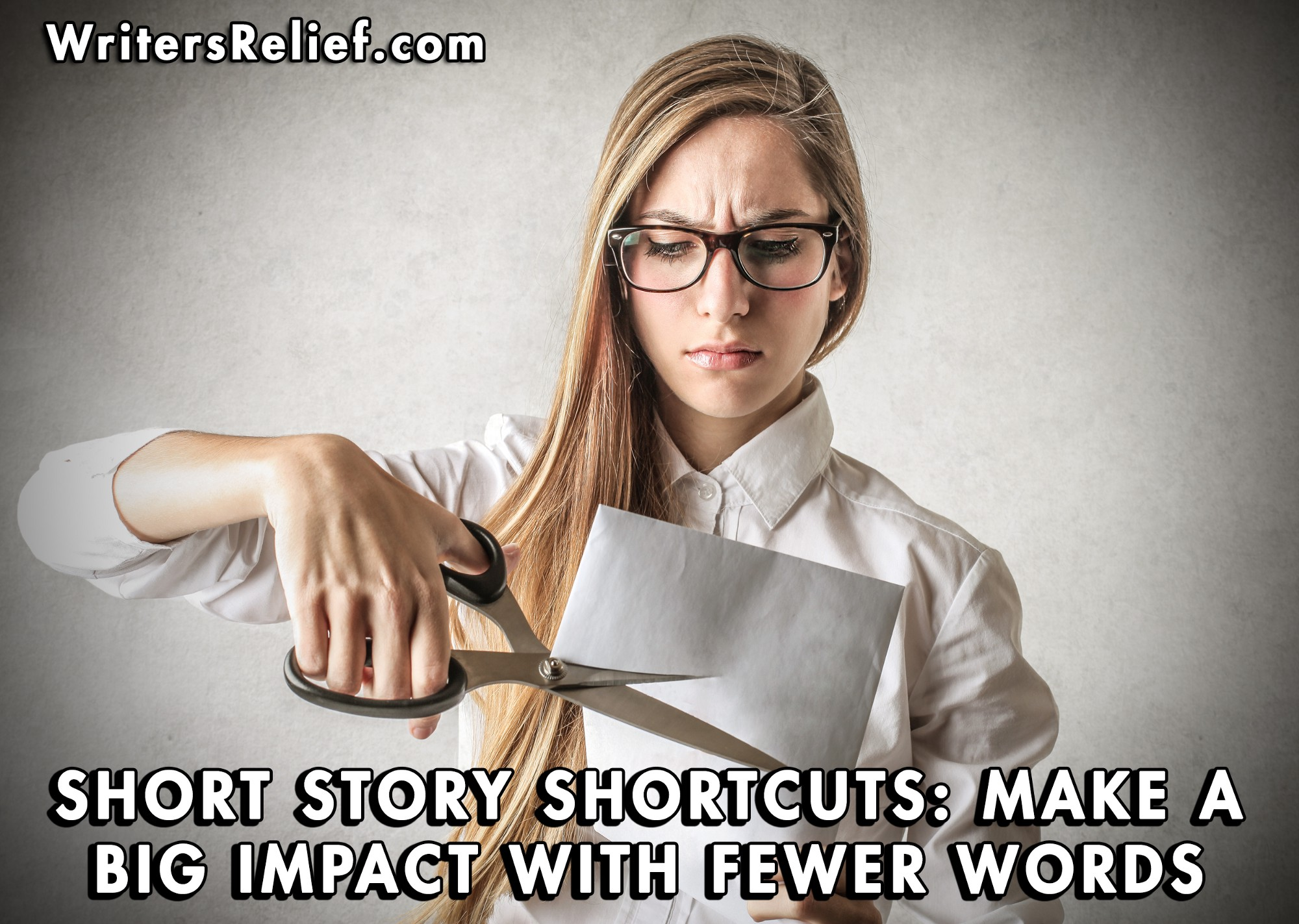 Short Story Shortcuts: Make A Big Impact With Fewer Words