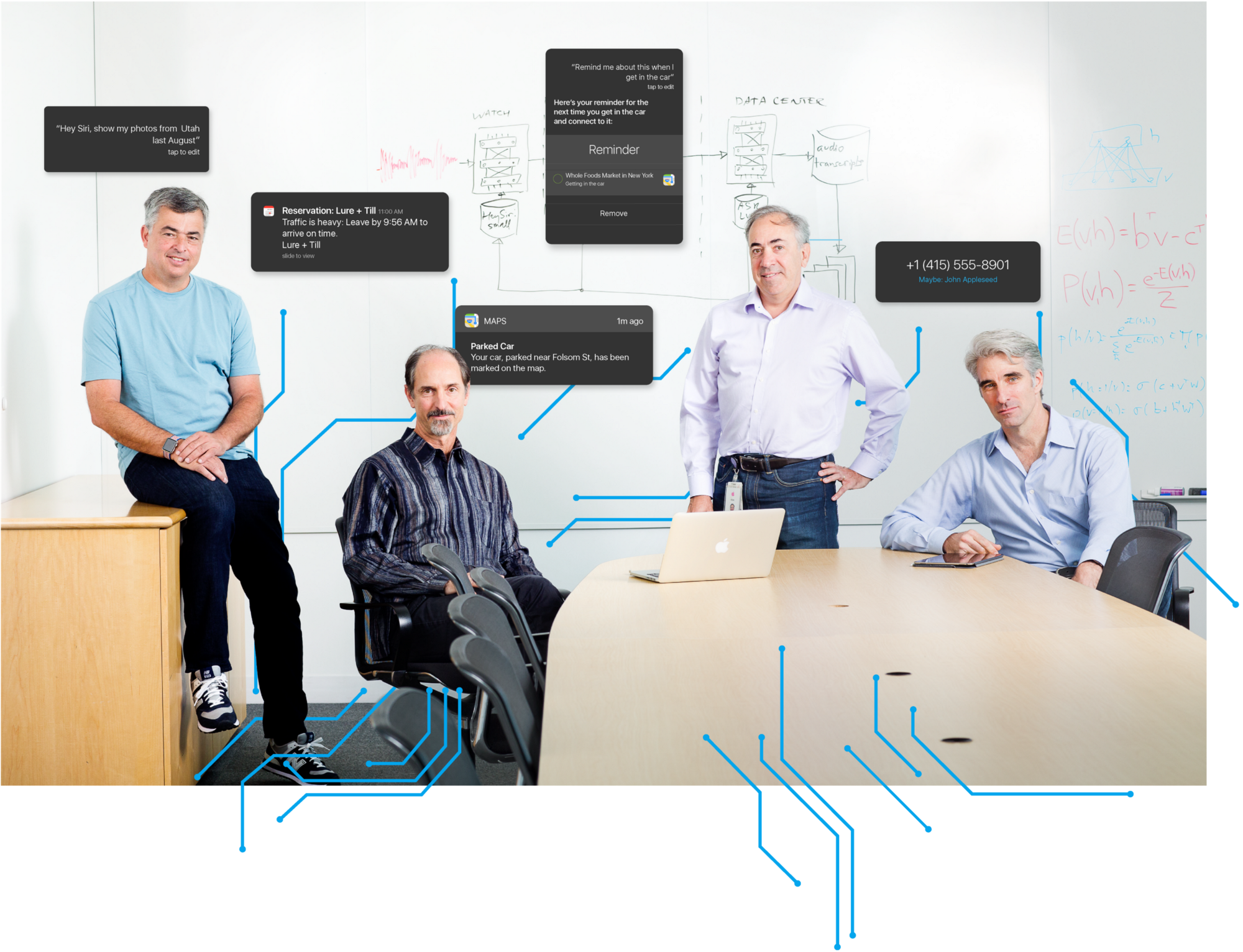 An Exclusive Look at How AI and Machine Learning Work at Apple | Backchannel