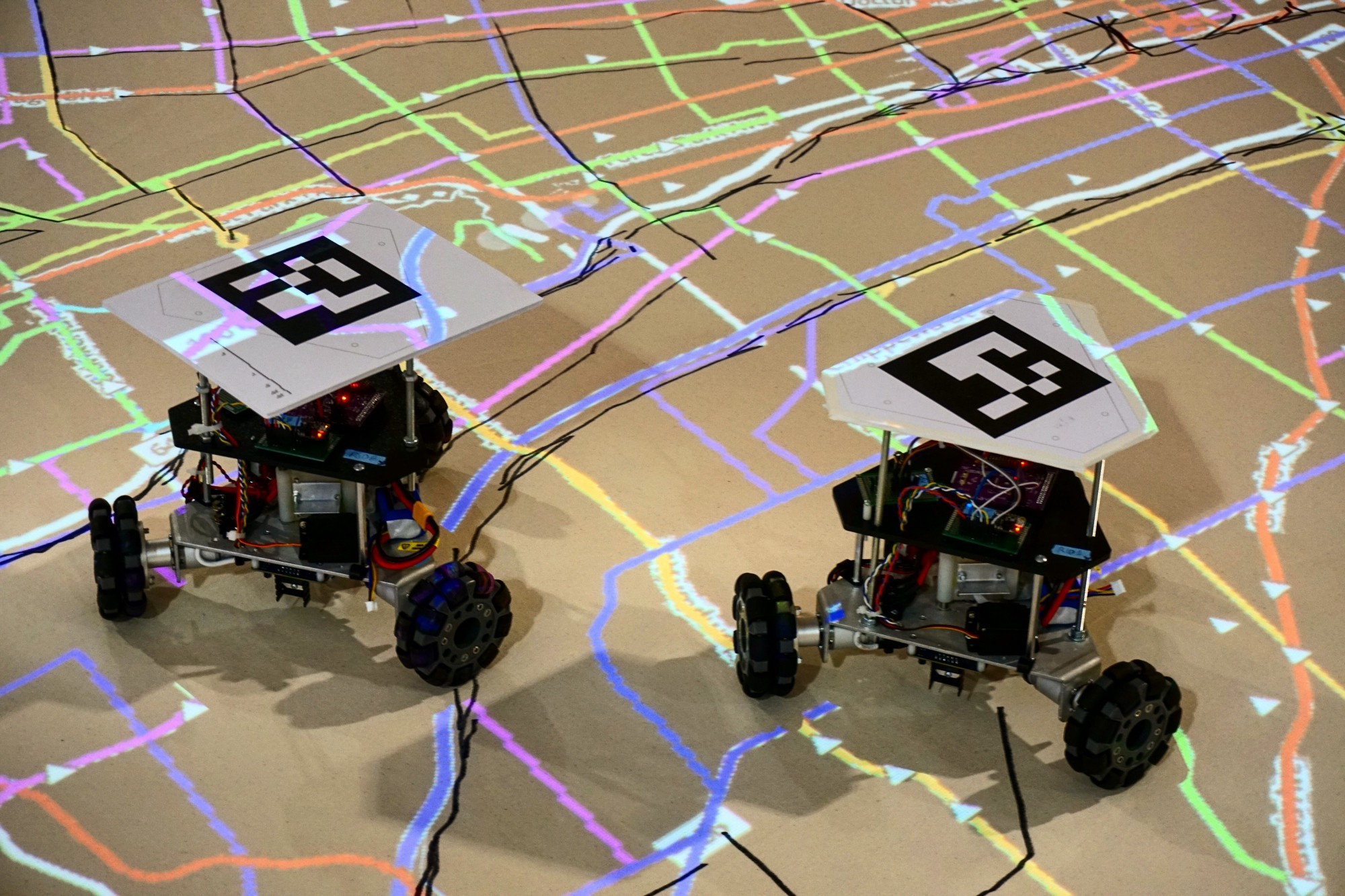 Drawing maps with robots, OpenCV, and Raspberry Pi
