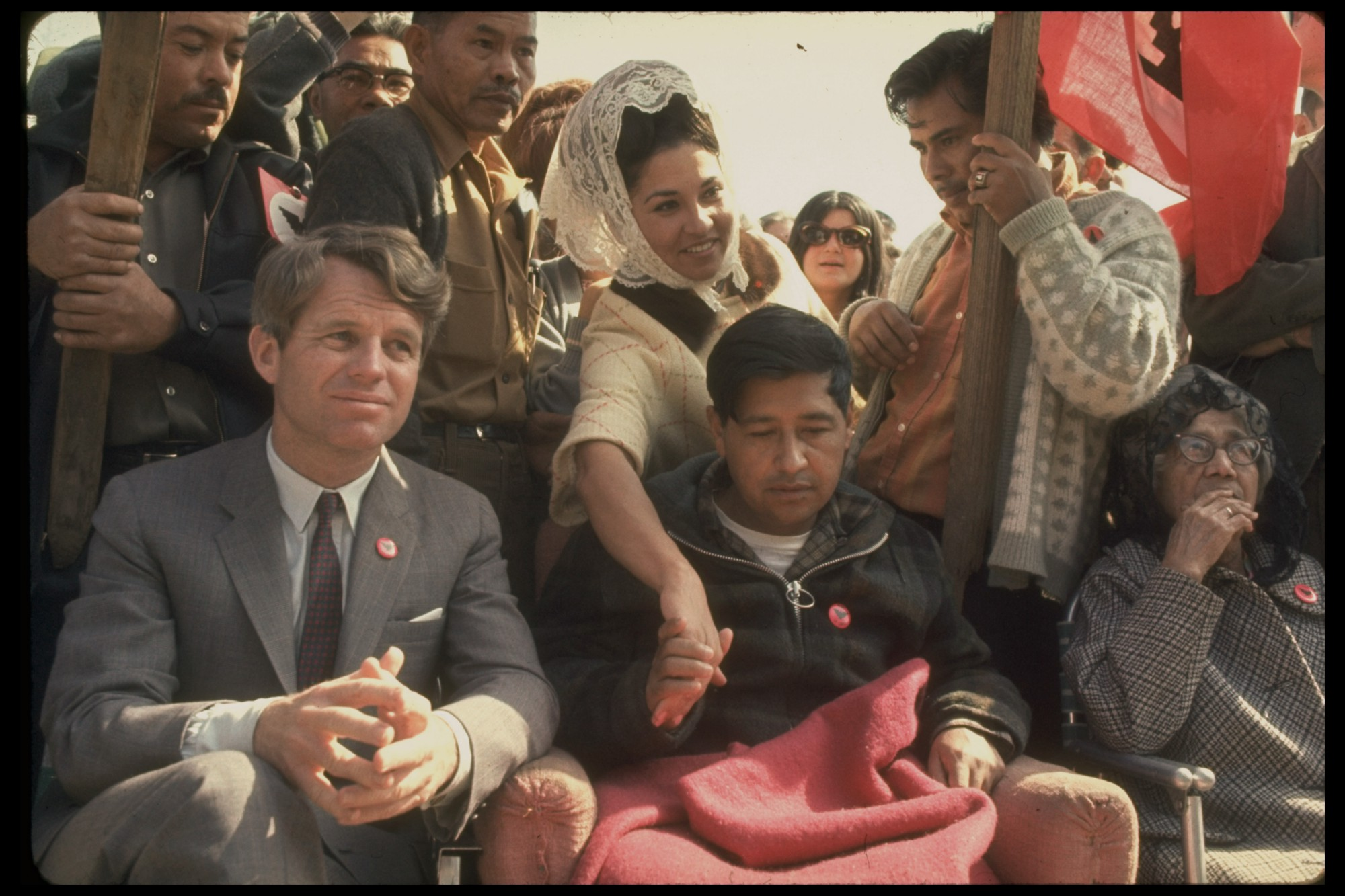 how labor activist cesar chavez went on a hunger strike and turned