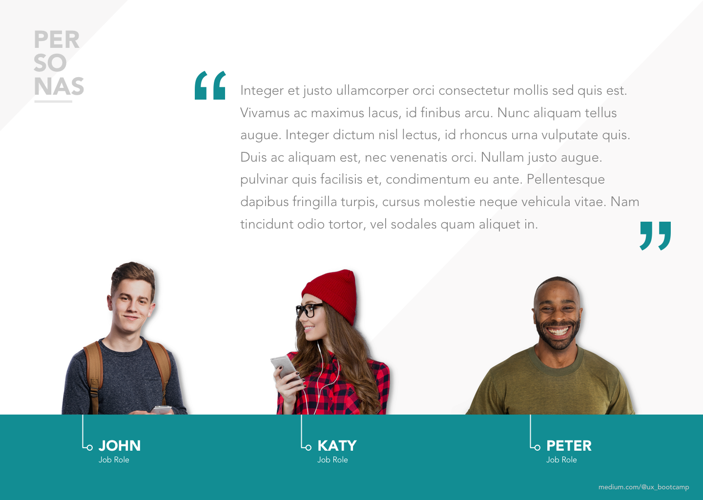 get to know your user personas jobs to be done prototypr