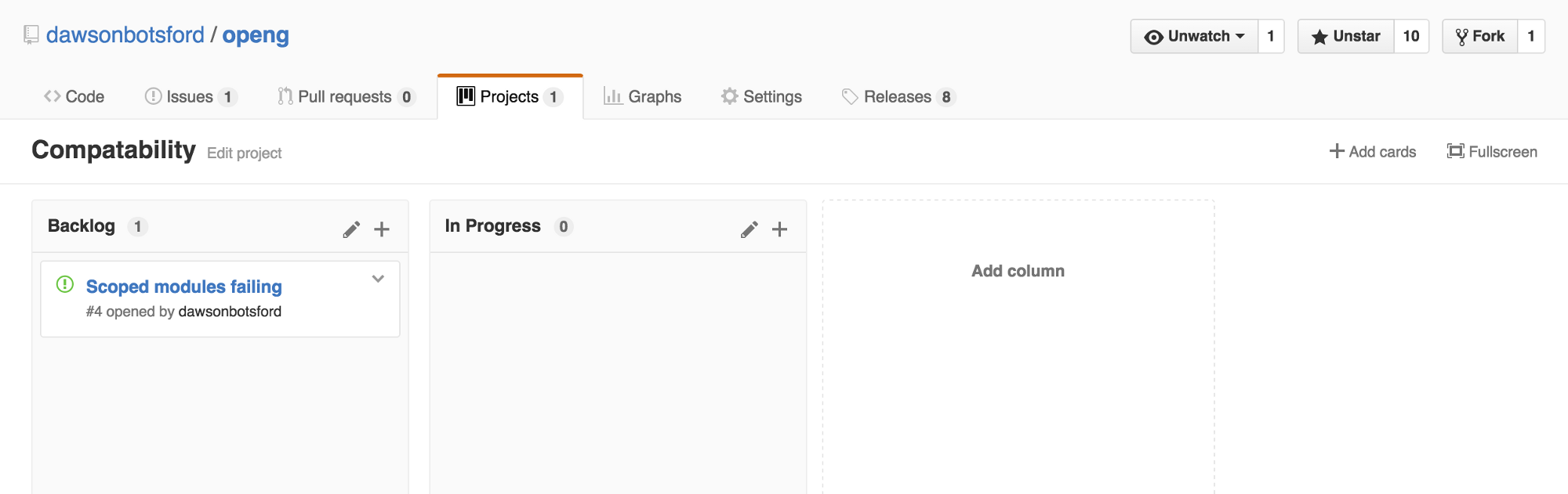 How To Use Github S New Projects Boards Dawson Botsford Medium
