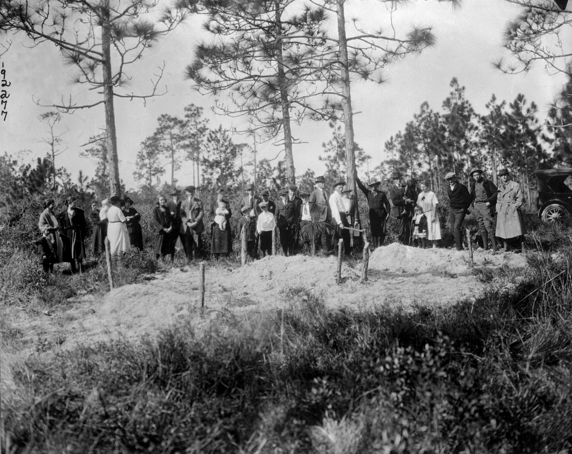 A White Mob Wiped This All Black Florida Town Off The Map