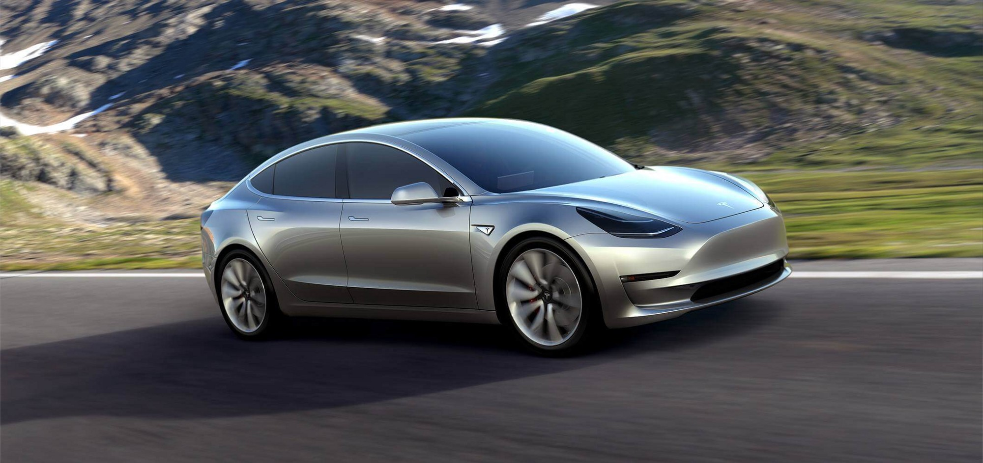 The Tesla Model III Is A Cool Car And Thatu0027s Unrelated To The Fact Itu0027s  Electric