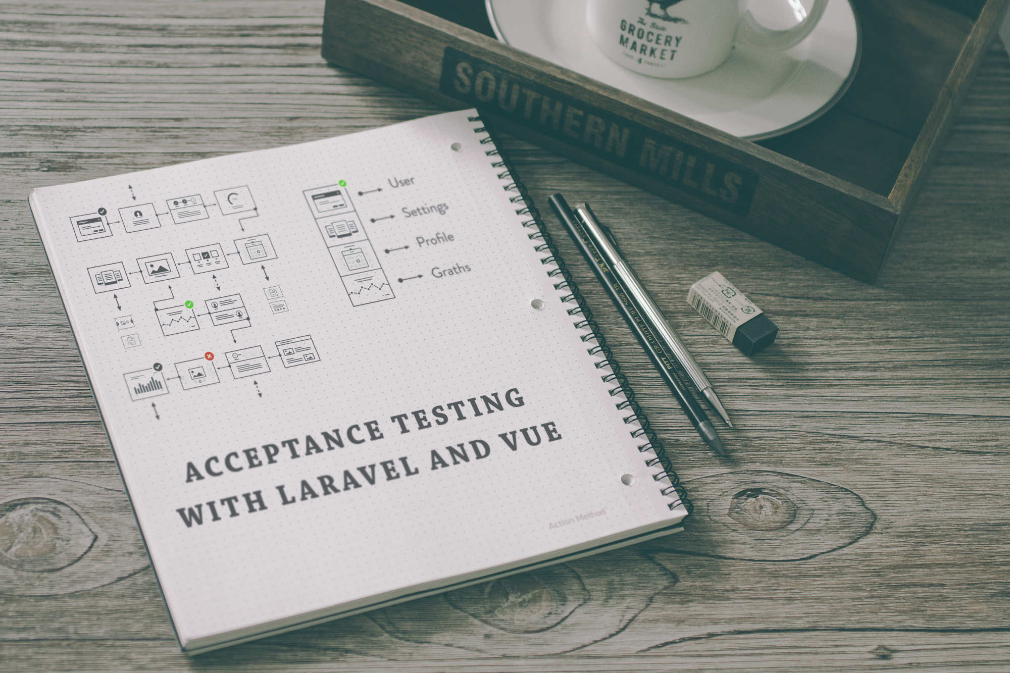 Acceptance Testing a Laravel and Vue.js Application