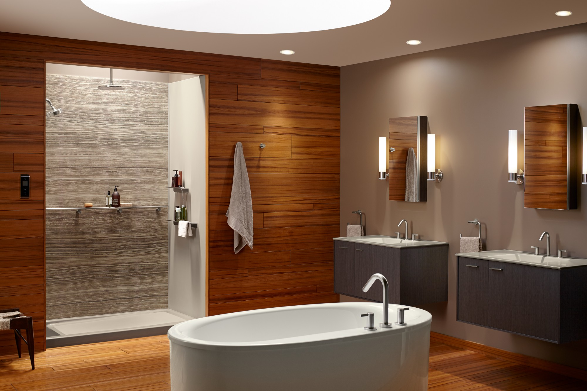 Turn Your Bathroom into a Personal Spa-like Sanctuary