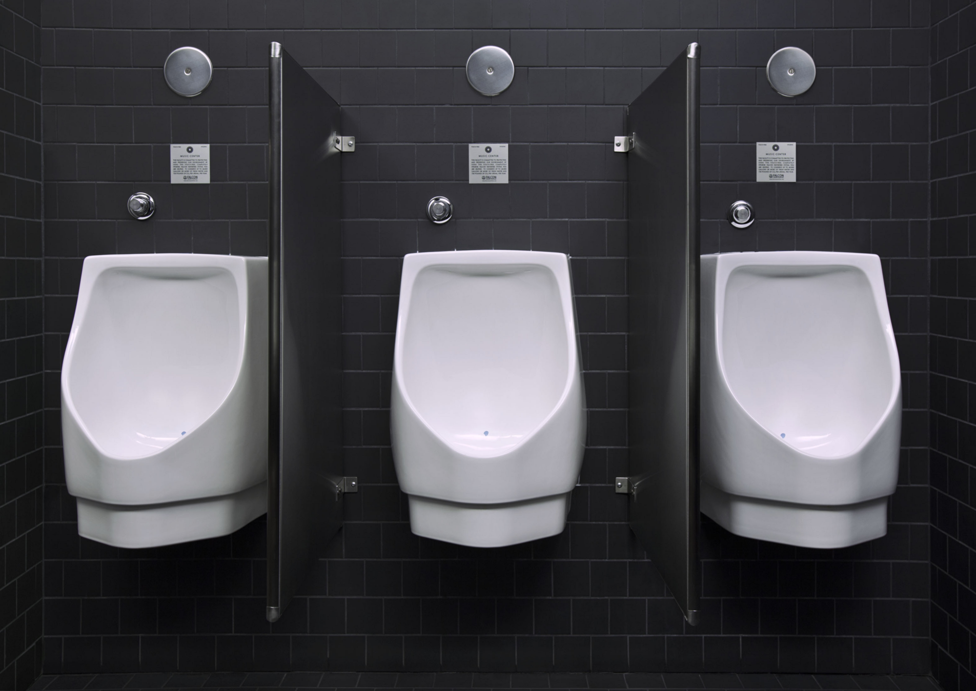 Is A Divider Required To Separate A Urinal And Water Closet In A Single  Restroom?
