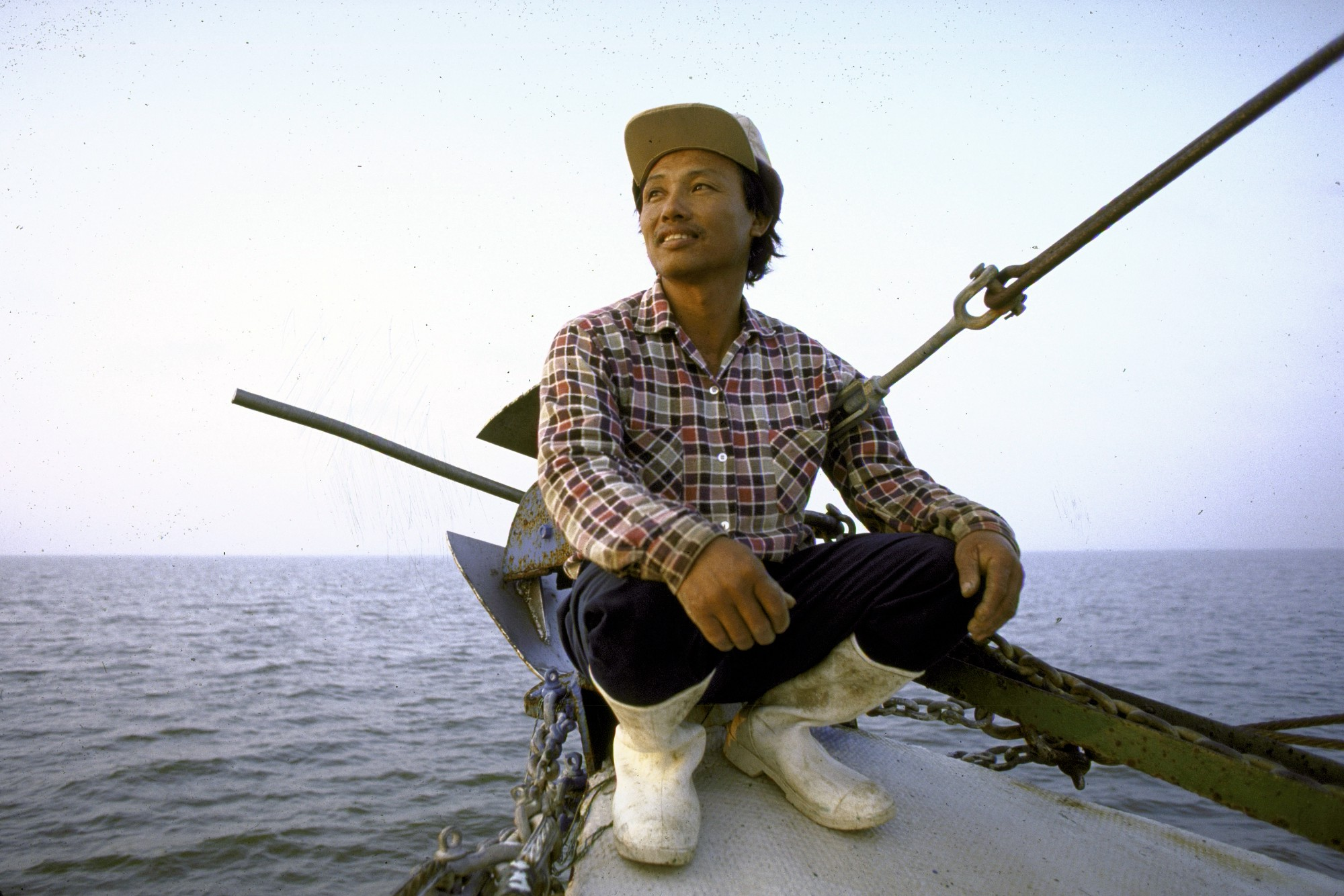 the war between vietnamese fishermen and the kkk signaled a new type