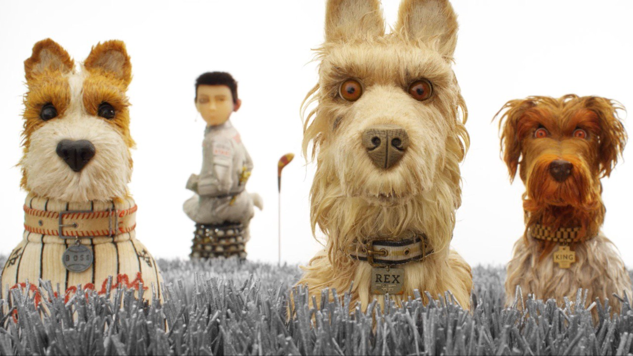 In the shadow of KinoKonveyer: about the movie Island Dogs Wes Anderson
