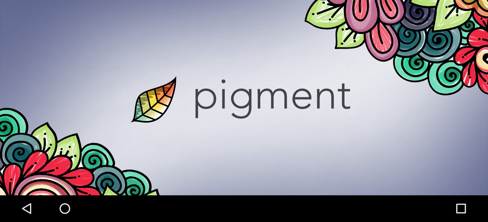 Pigment One Of Years Best Apps On The App Store Now Available Android