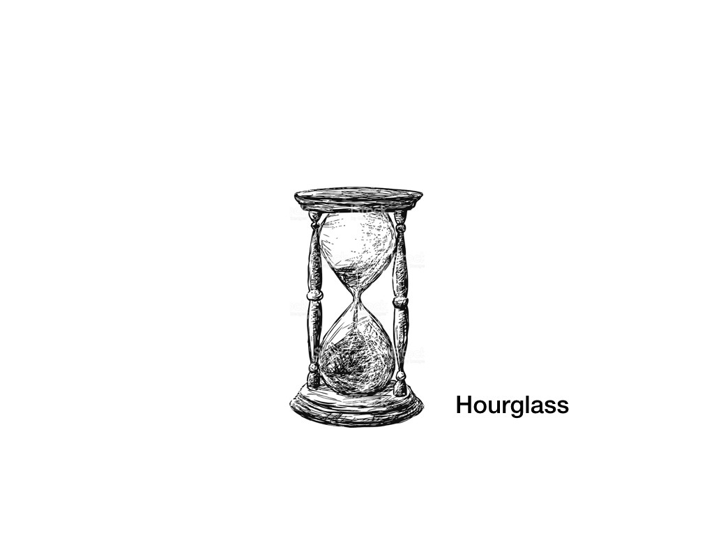 Hourglass Meaning Symbol Jungmin Ha Medium