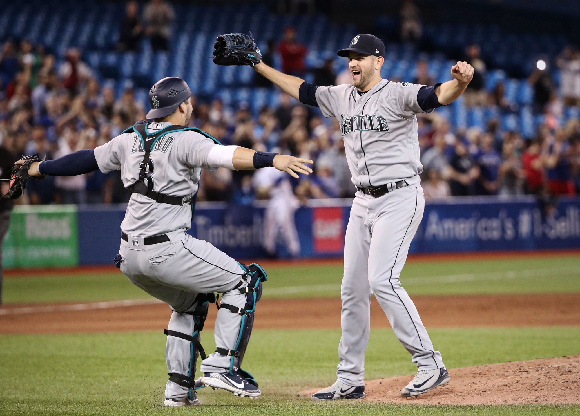 James Paxton Records 6th No-Hitter in Mariners History