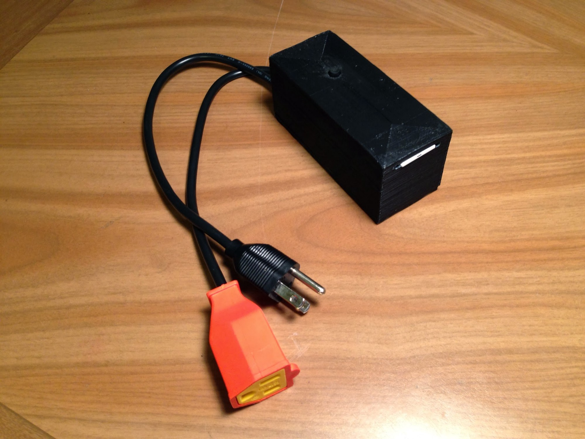 Electric Imp Controlled 120vac Relay Switcher My Life As A Tinkerer Electrical Getting Hot