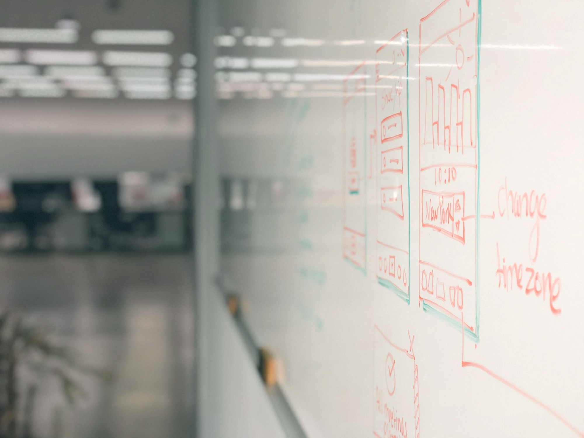 Practical whiteboarding for UX designers