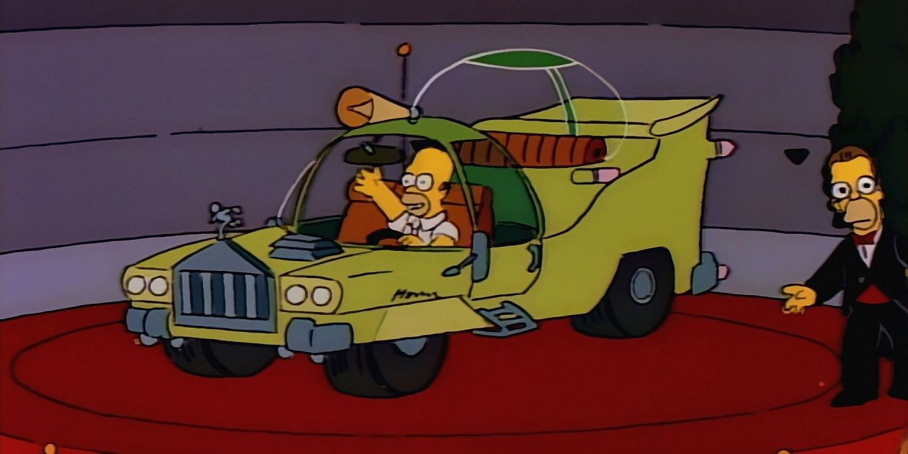 Homer Car: How To Mash-up And Benefit From PM And The Design Thinking