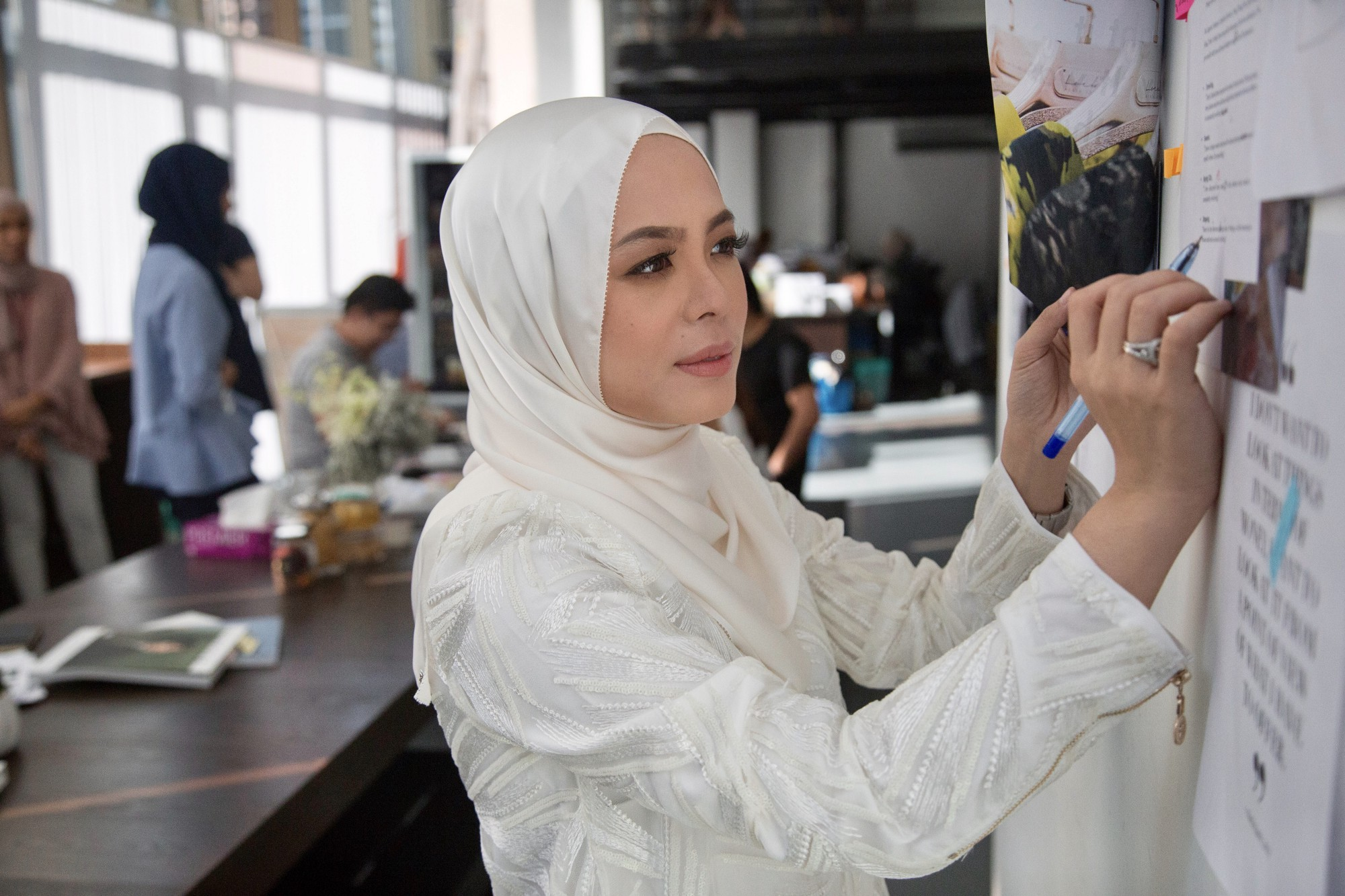 faces of impact vivy yusof � endeavor � medium