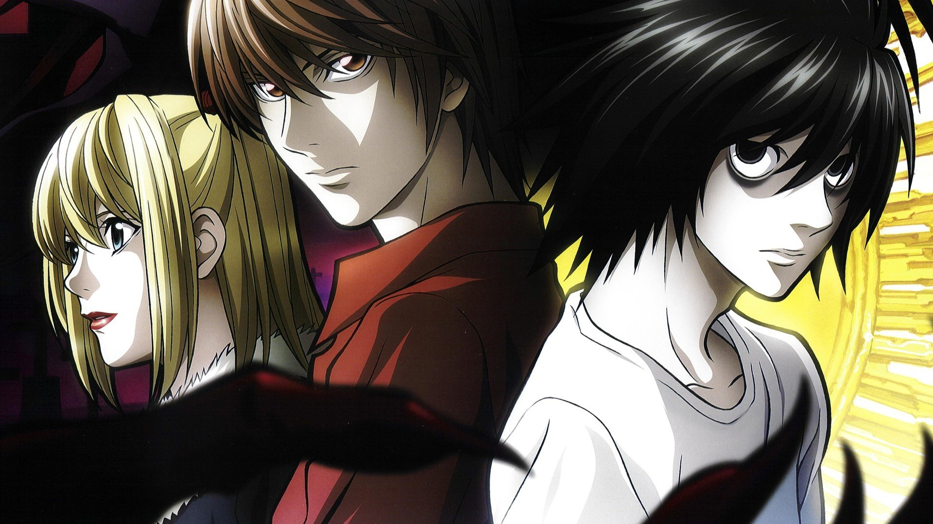 The dark beauty of death note dans media digest