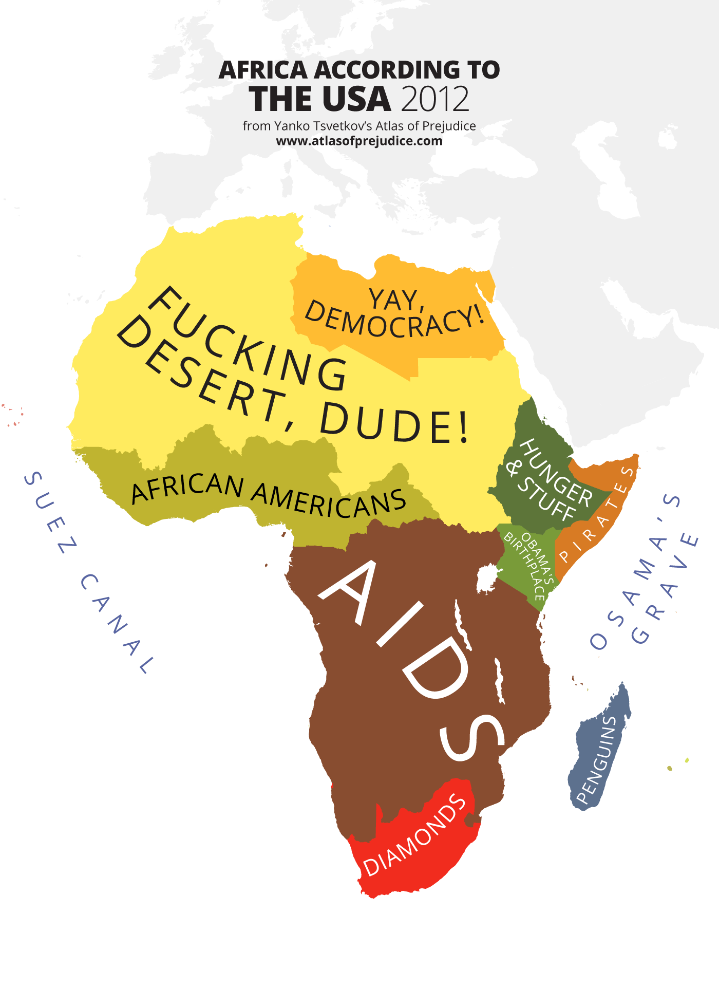 The american world atlas of prejudice africa according to the usa 2012 atlas of prejudice gumiabroncs Image collections