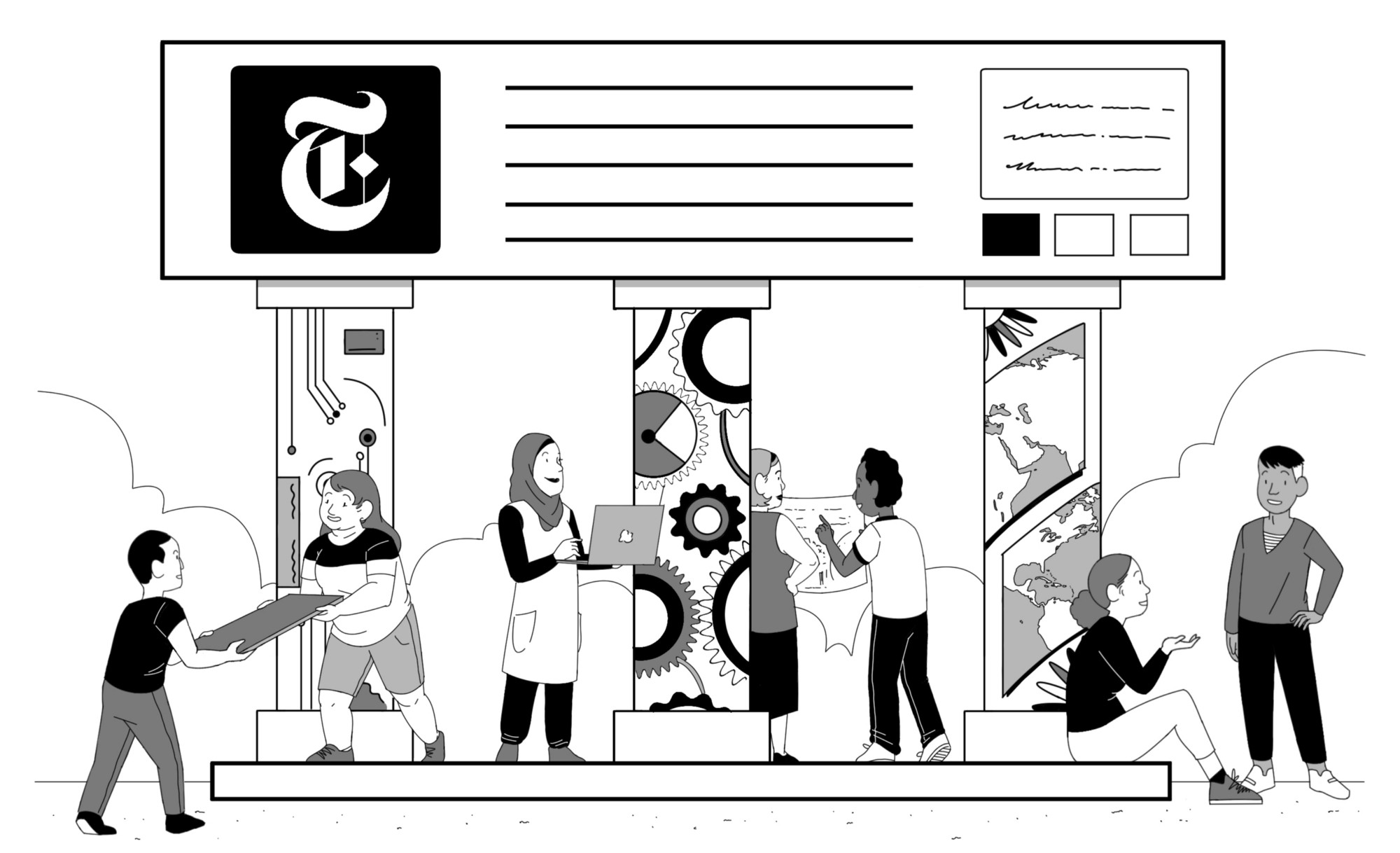 how to build a successful team new york times
