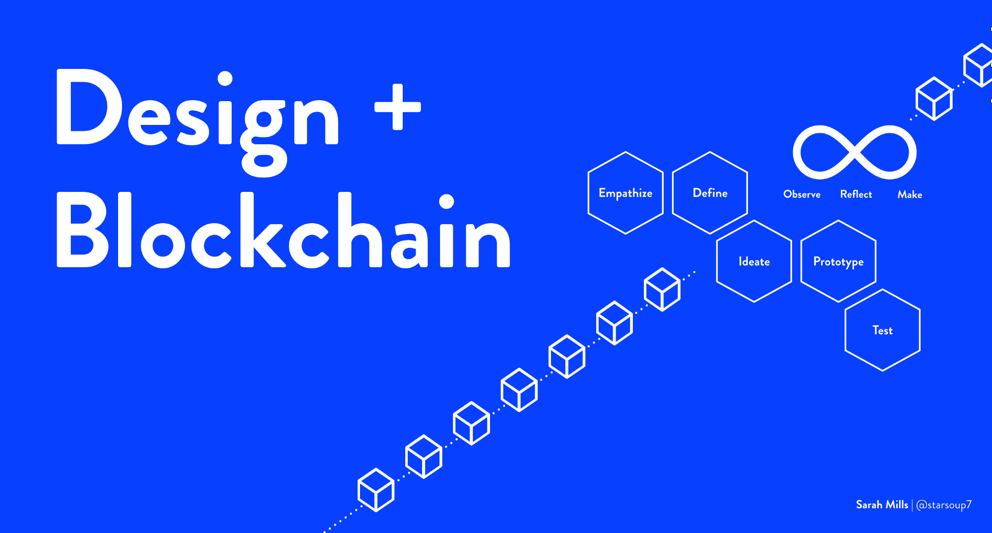 Designing for Blockchain: What\'s Different and What\'s at Stake