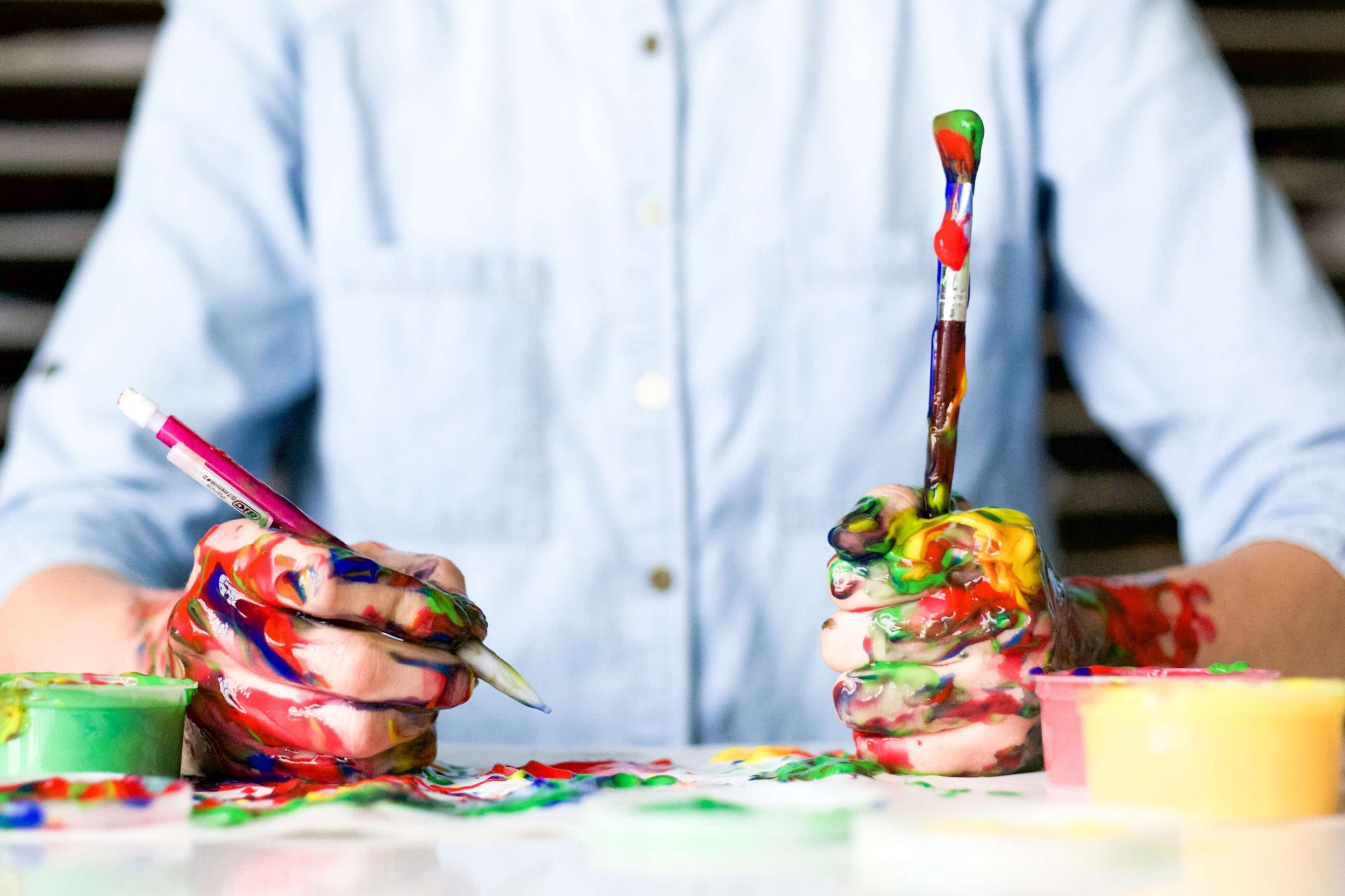 The 7 Habits Of Highly Creative People – ART + marketing
