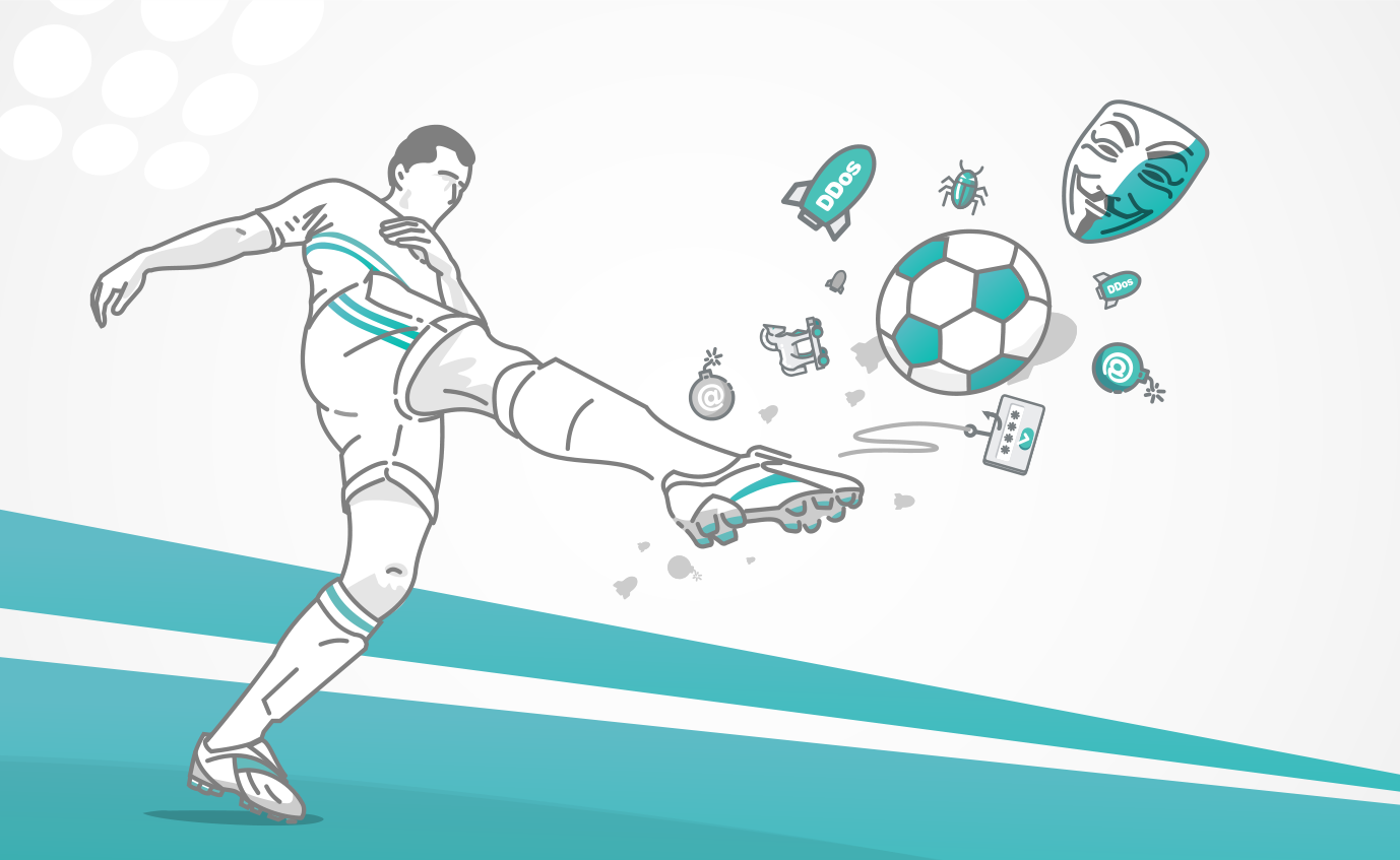 A look at the FIFA World Cup 2018 from a Cyber Security Perspective