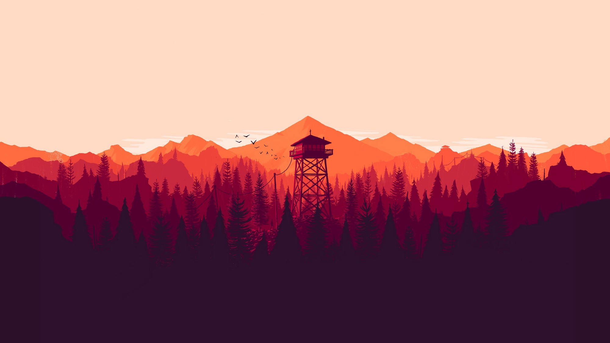 Firewatch A Definitive Review Analysis