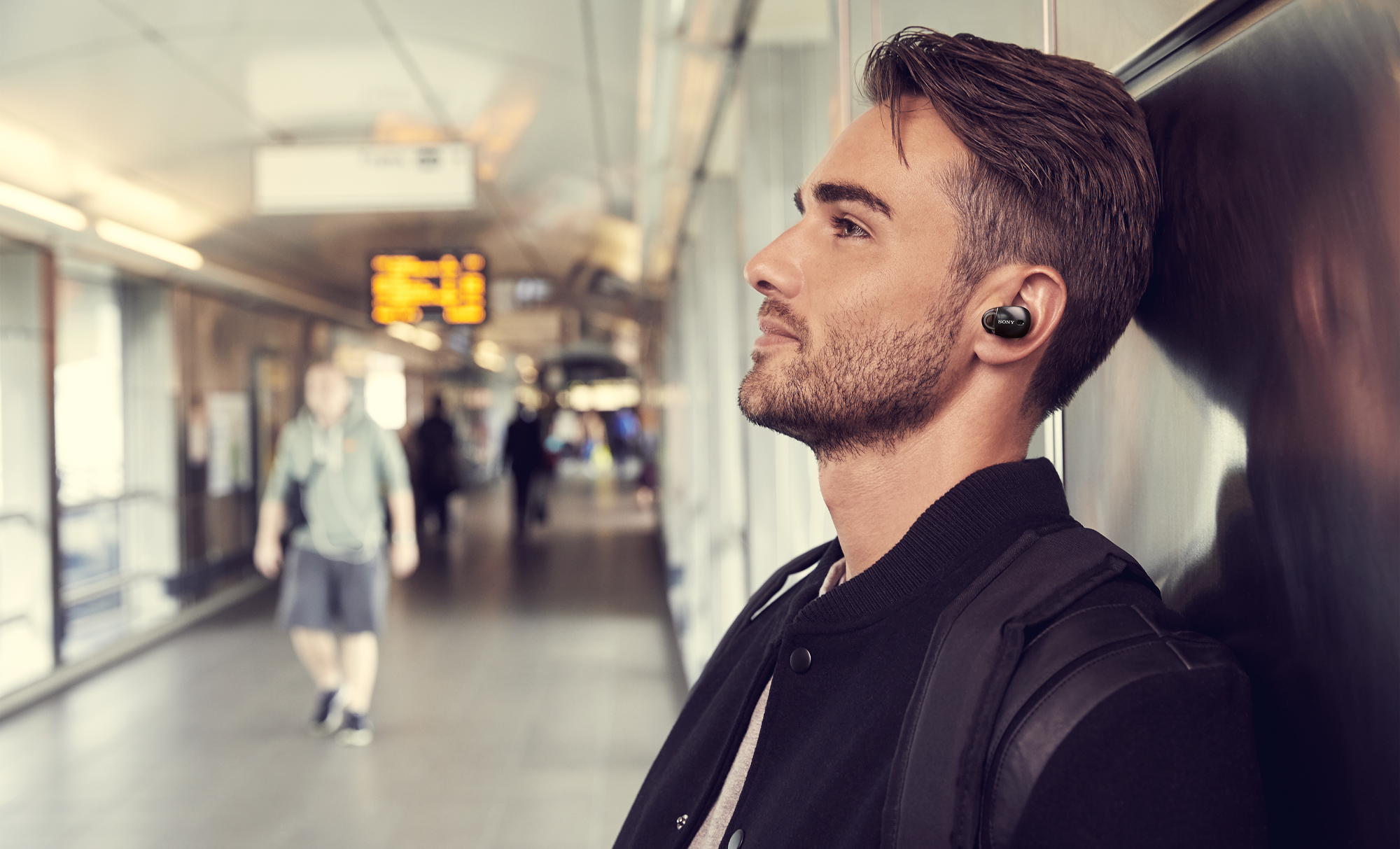 Hidden Cameras For Home >> Wireless Sony WF-1000X earbuds become official – Sony Reconsidered