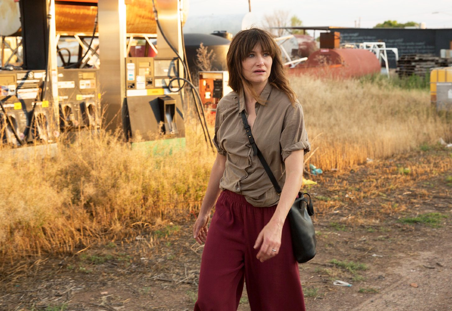 Kathryn Hahn As Chris In I Love Dick