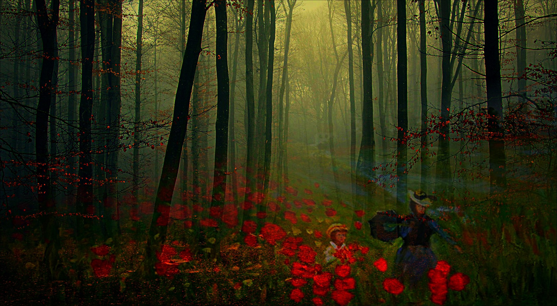 12 Unforgettable Forests In Literature Electric Literature