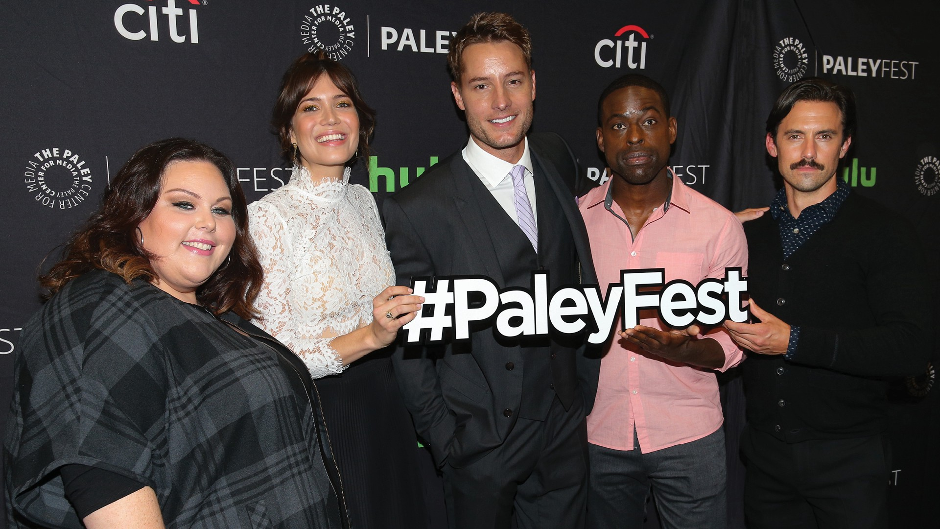 12 this is us cast moments to get you pumped for paleyfest la