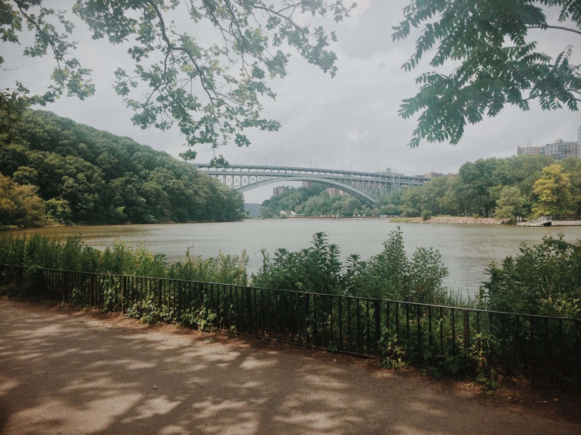 A Bridge Too Far Urban Explorations Medium The Next Diagram On Right I Have Cut Through Suspension Magnificent Steel Arch Inspires As Much Awe Today It Must At Henry Hudson Bridges Opening In 1936 And Lush Surroundings Hint