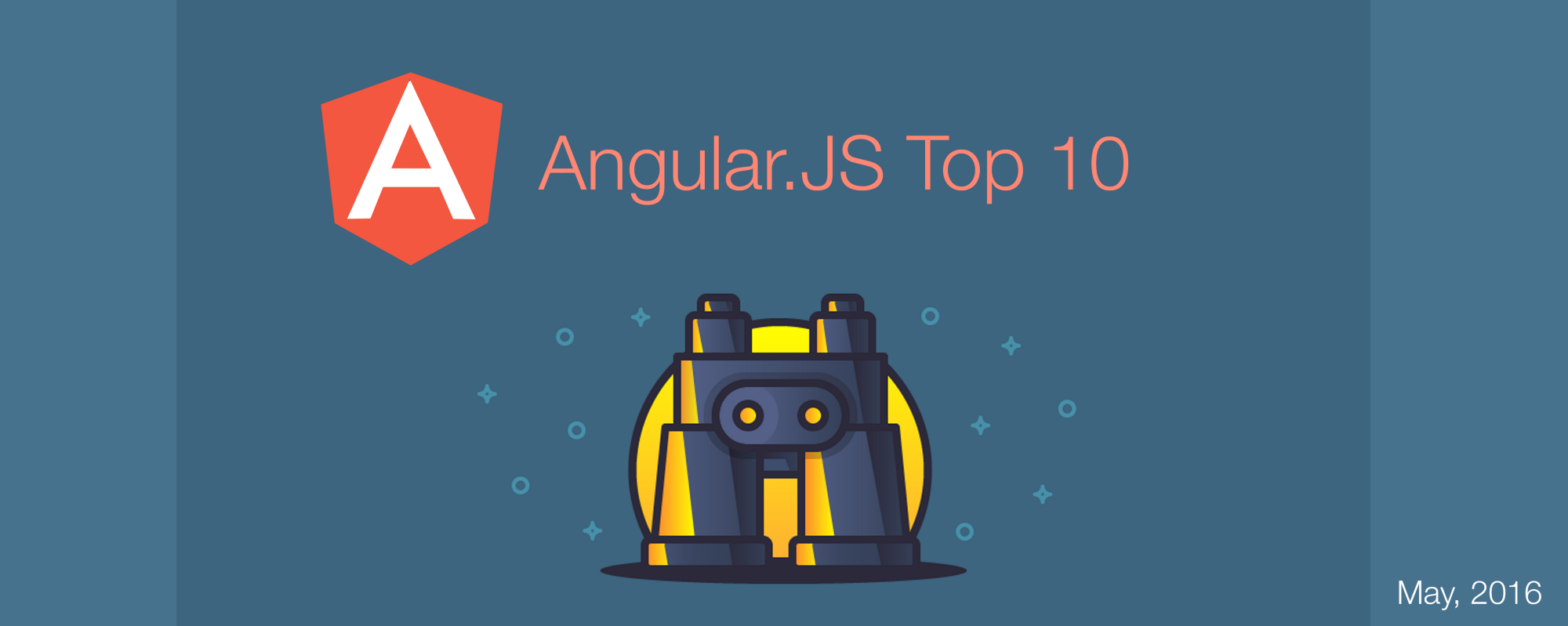 Top 10 Angular 2.0 Articles for the Past Month. (v.May)