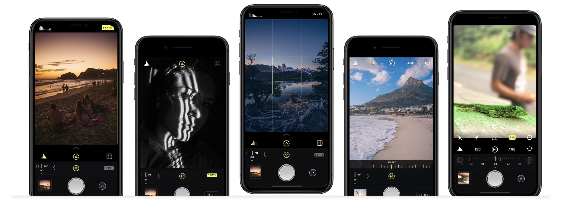 camera apps for iphone halide 1 5 a app made for iphone x halide 13722