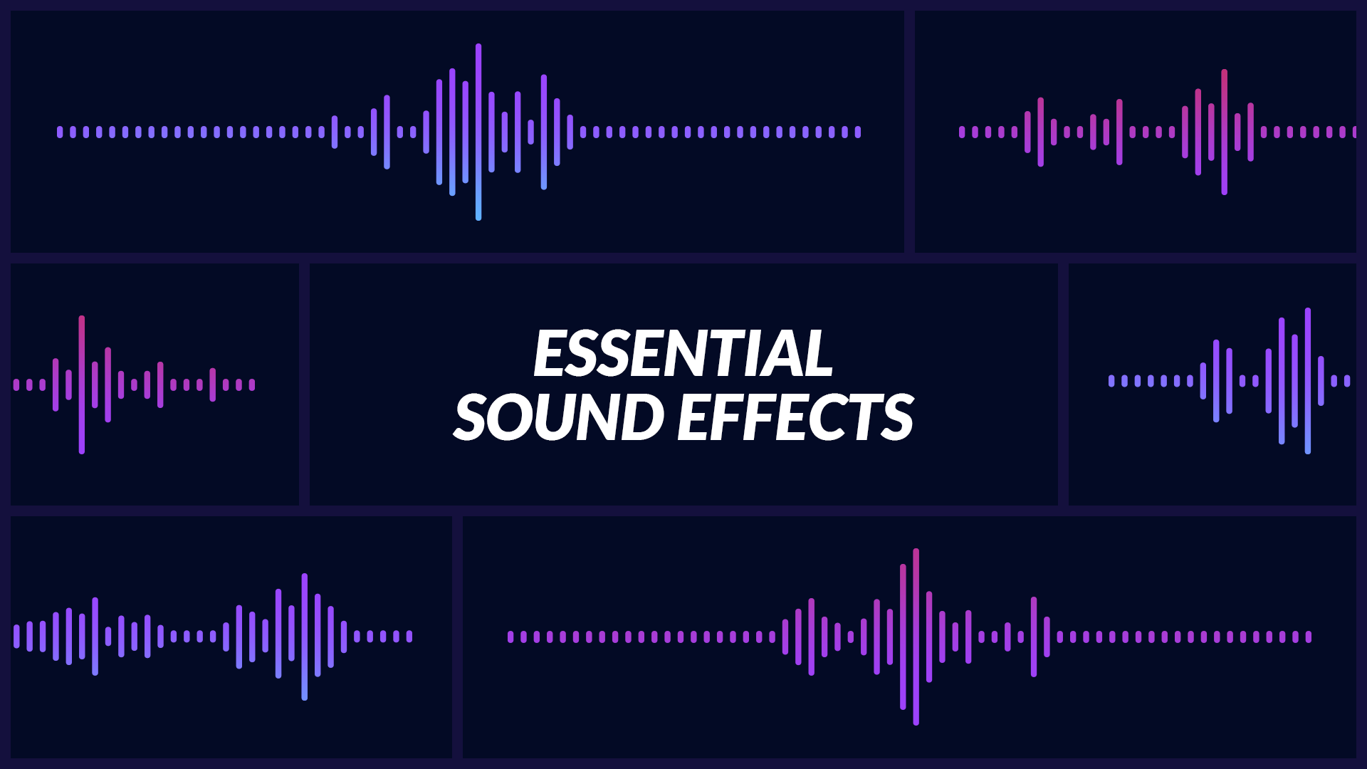 how to get sound effects