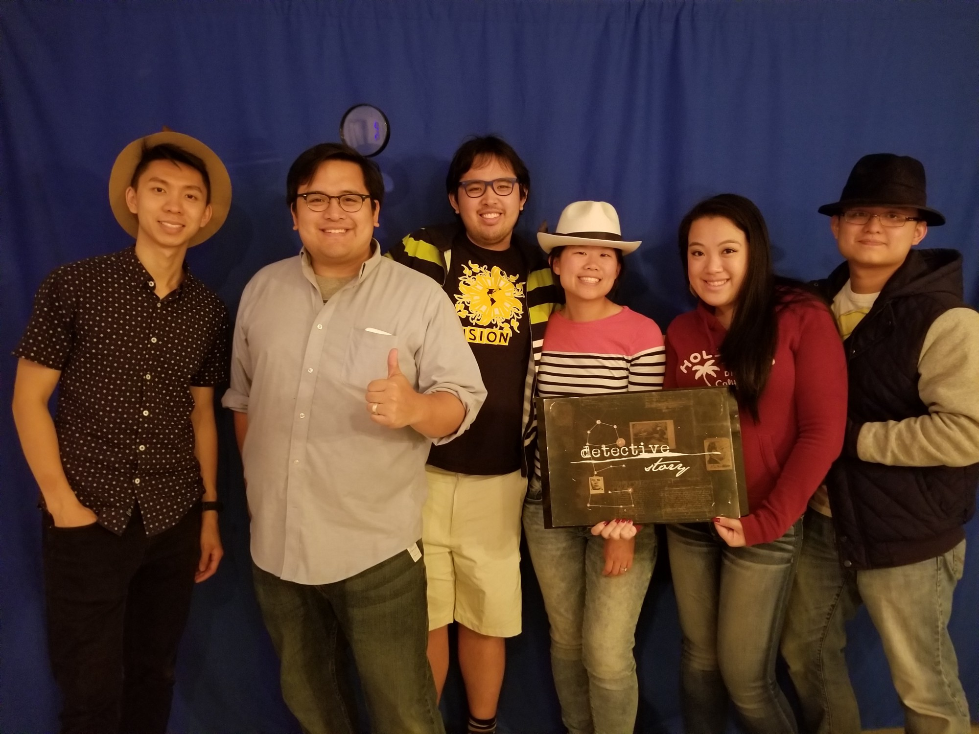 6 4 2017 Escape Games NYC Detective Story