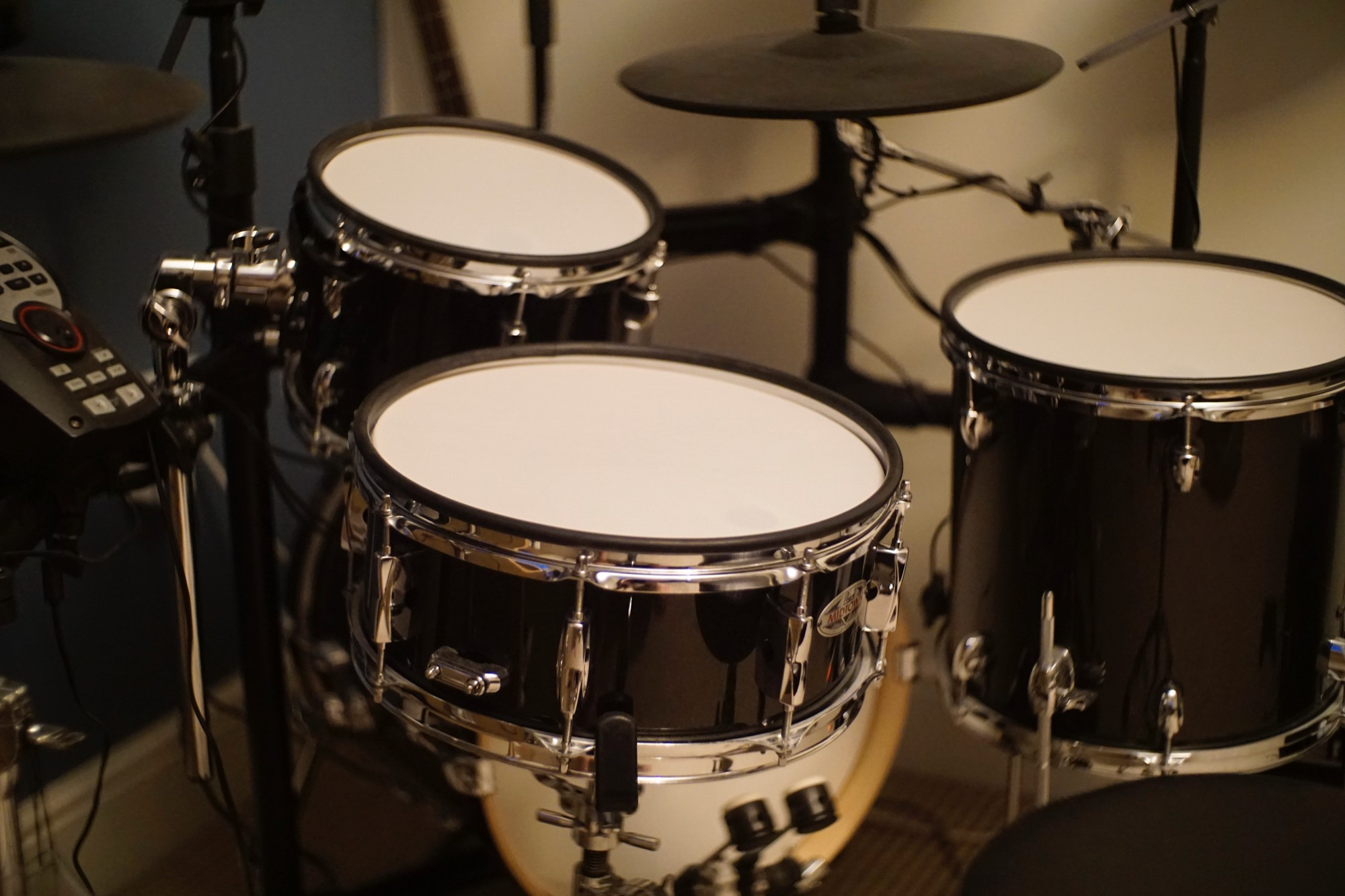 How To Build a DIY Electronic Drum Kit