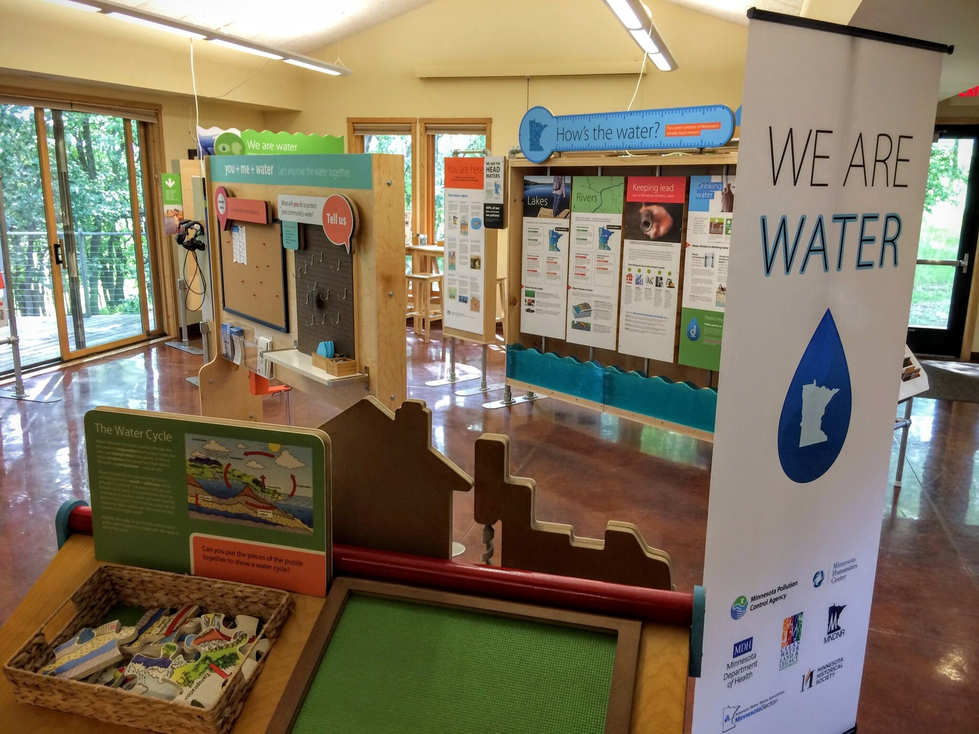 cedar river part of 2018 2019 we are water mn statewide tour
