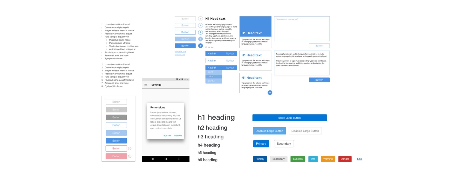 How To Use The Ui Kit In The Interface Prototypr