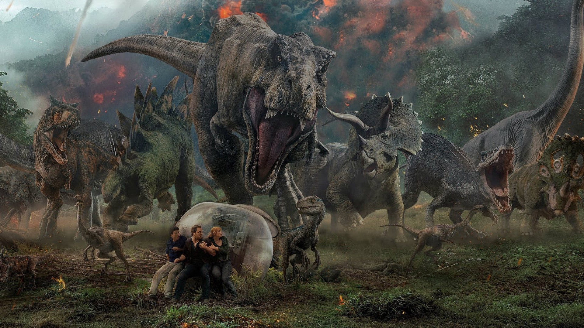 Jurrasic World 2