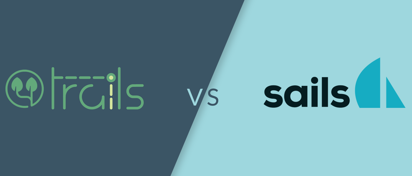 Trails vs sails 1 jsbothq the step towards your desire web application framework malvernweather Gallery