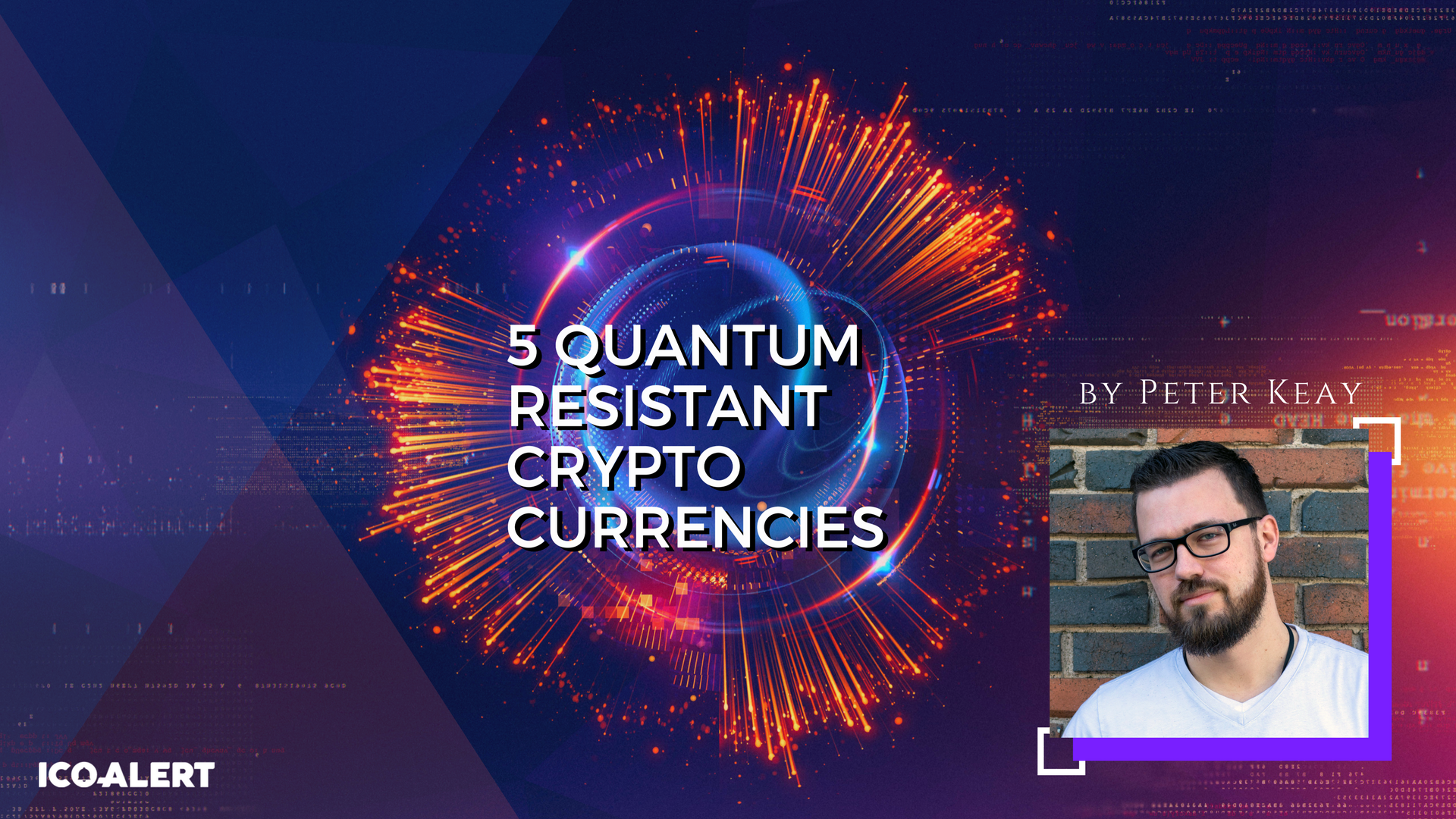 Quantum computing resistant cryptocurrency
