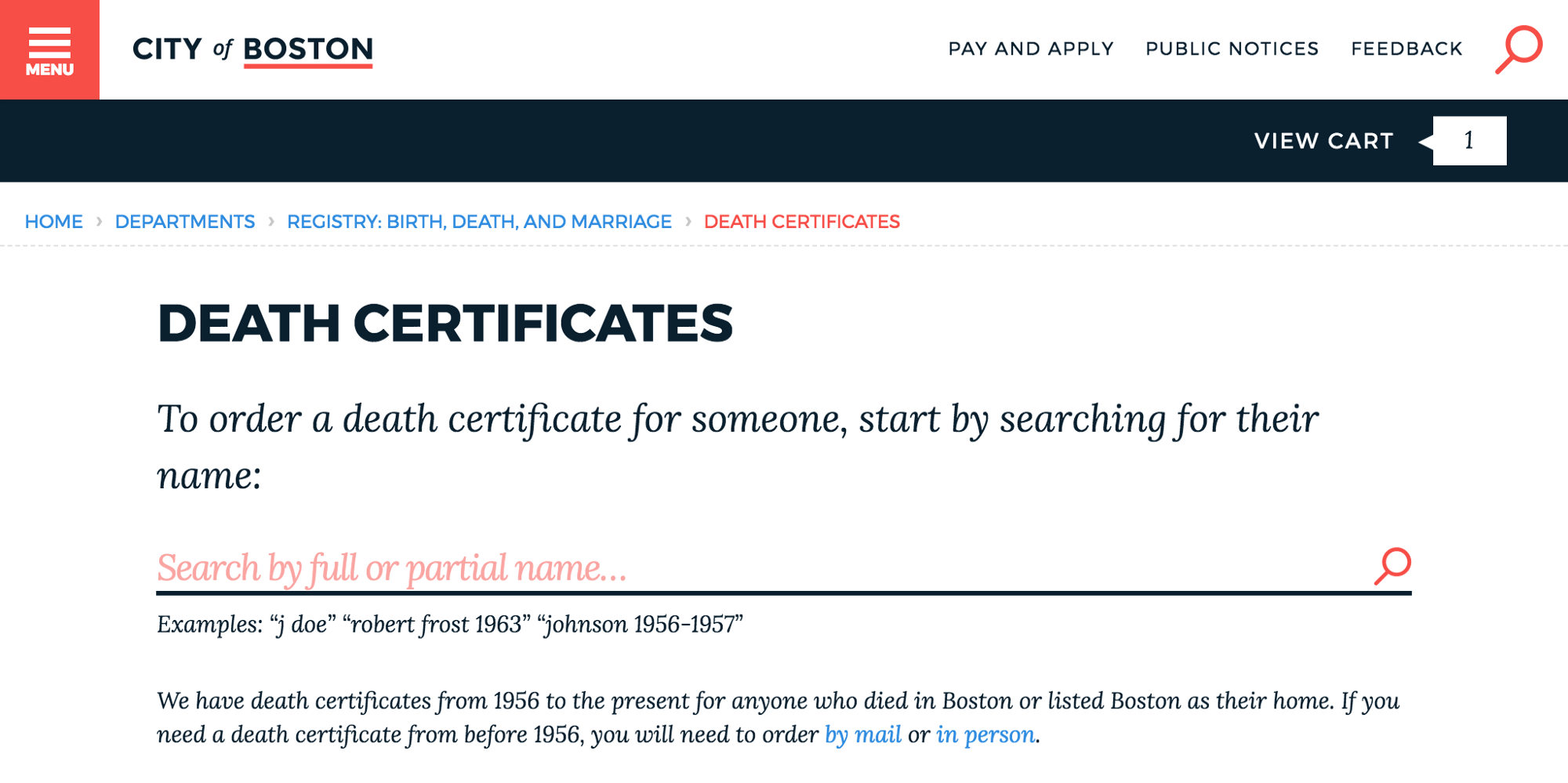 Bringing Death Certificates To Life With Agile Tools