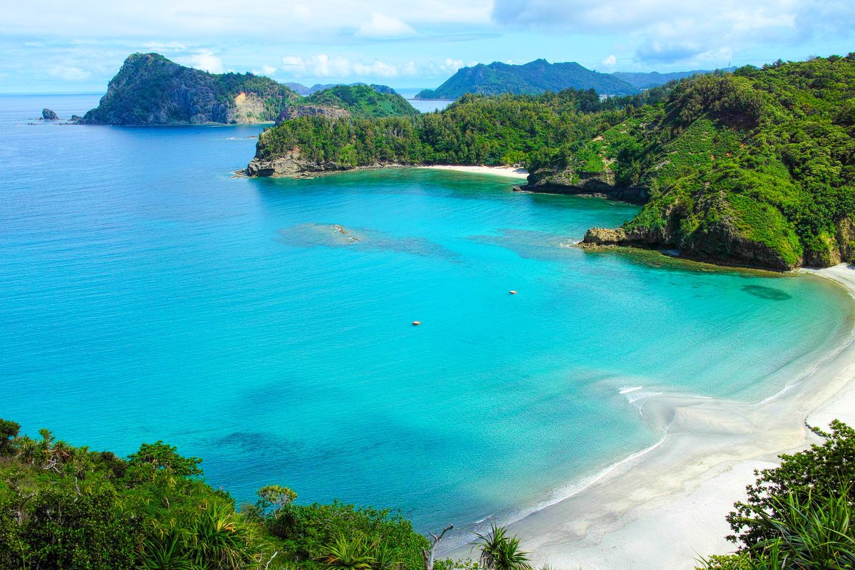 ogasawara islands how to get there