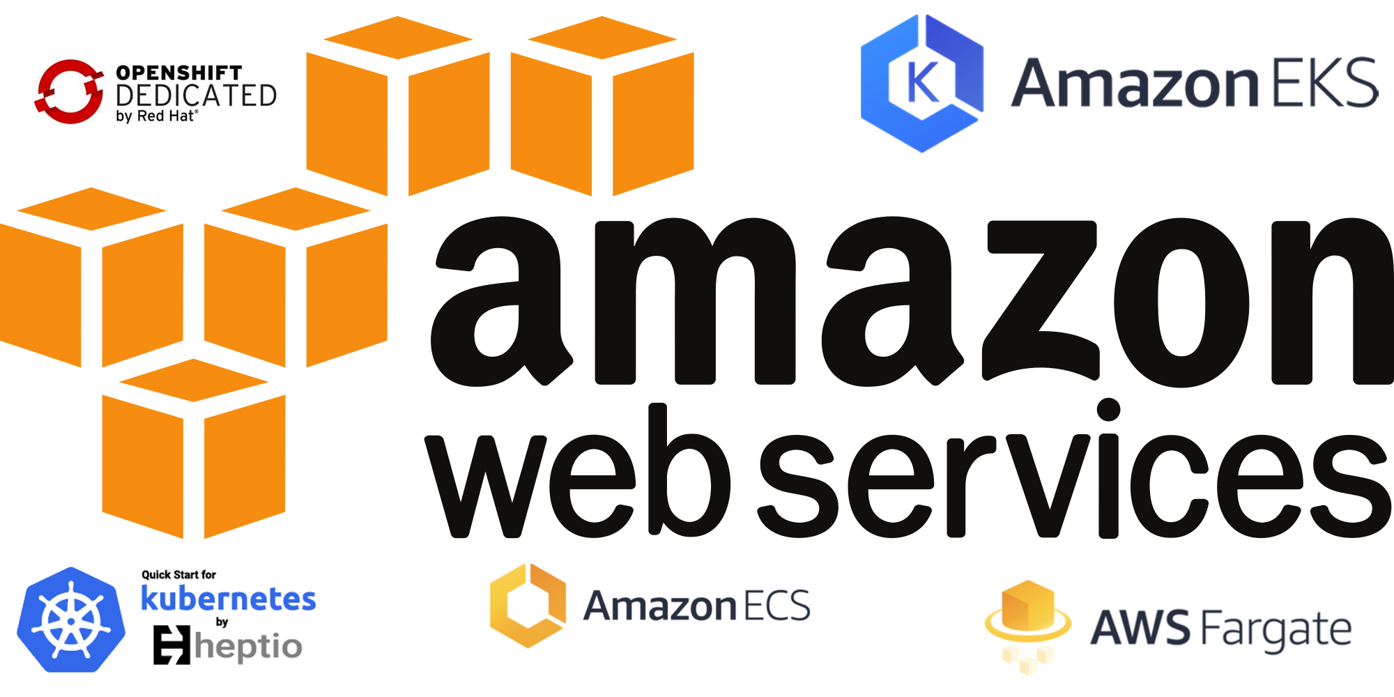 7 ways to do containers on AWS...