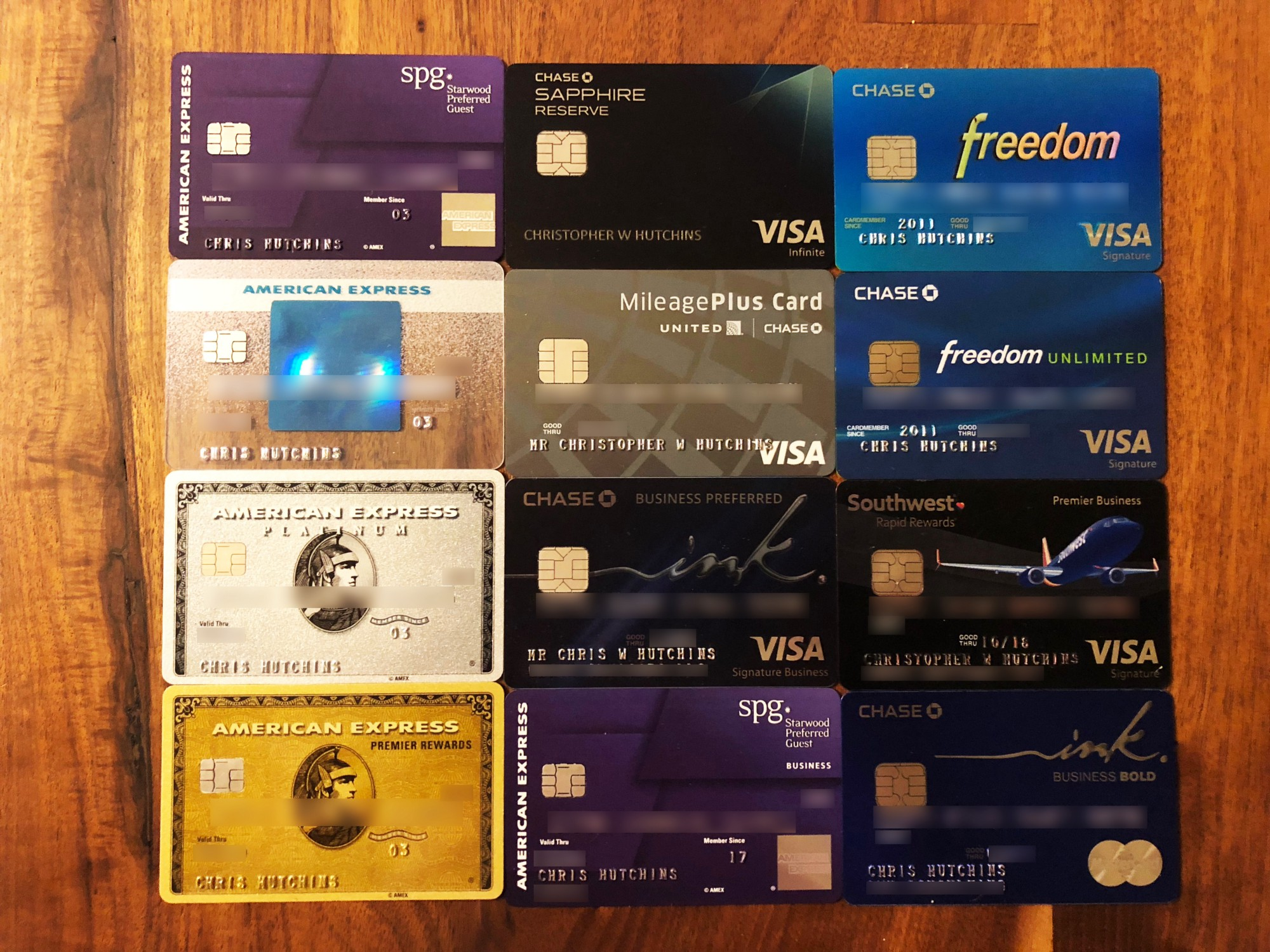 What Credit Card Should Be In Your Wallet? – Chris Hutchins