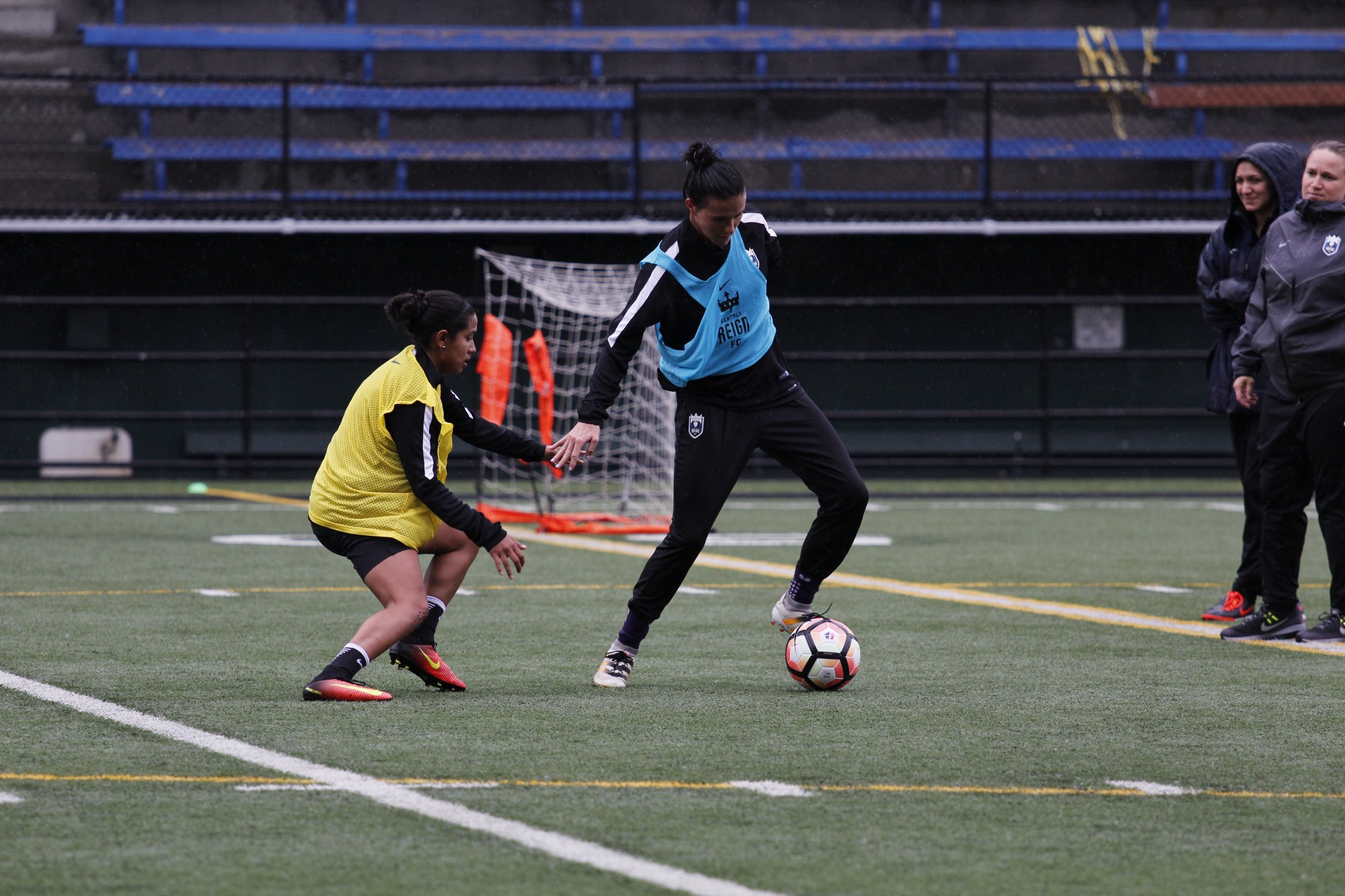 photo essay preseason training camp seattle reign fc present through several drills focusing on small sided matches and quick passing check out some of the favorite photos from the first day back below