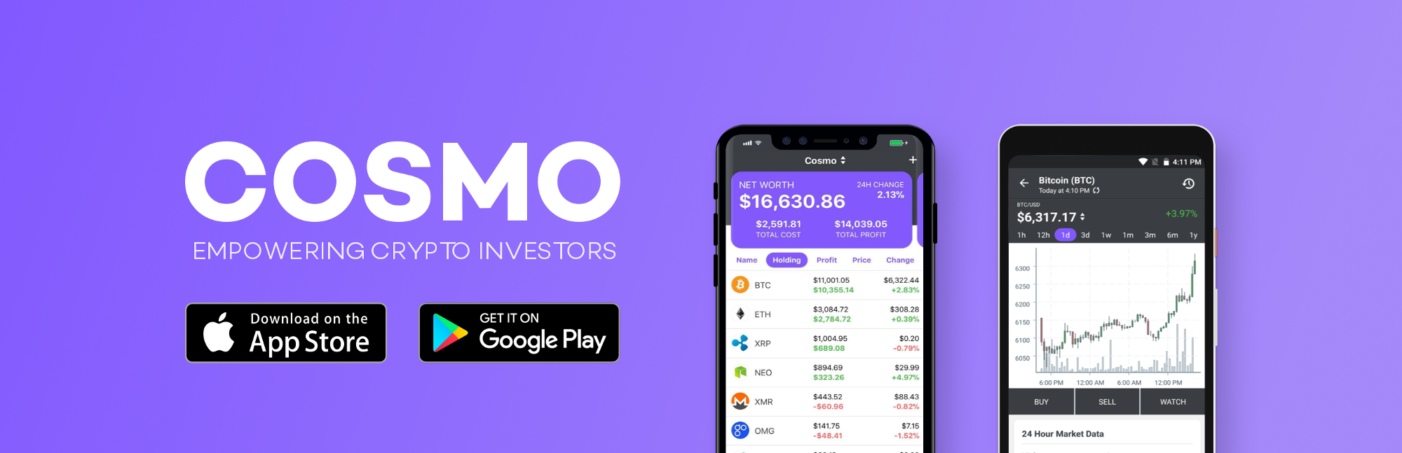 best mobile app for cryptocurrency